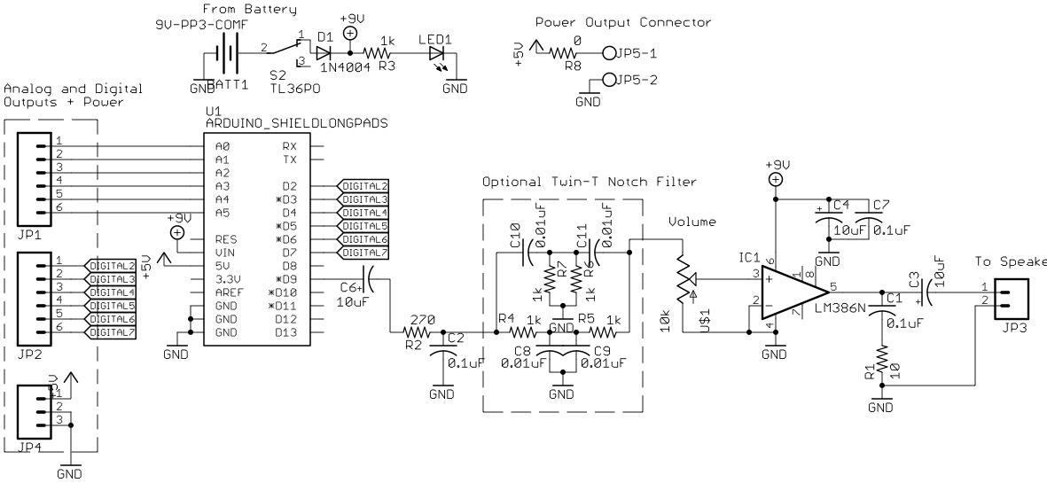 augmented instruments laboratory c4dm arduinitar rh eecs qmul ac uk iPod USB Cable Wiring Diagram USB Schematic Diagram
